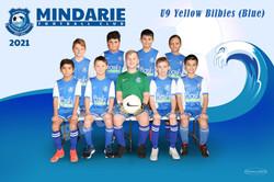 Mindarie FC U9 Yellow Bilbies (Blue)