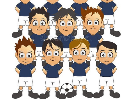 Mindarie FC 2018 Team Photos