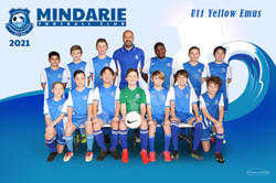 Mindarie FC U11 Yellow Emus