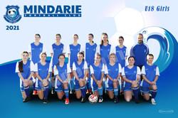 Mindarie FC U18 Girls