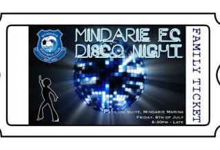 Mindarie FC:  Club Disco