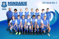 Mindarie FC U15 North Div 2