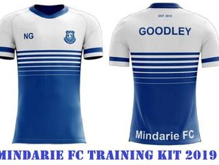 New 2019 Training Shirt