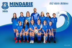Mindarie FC U12 Girls Bilbies