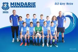 Mindarie FC U12 Grey Metro
