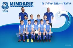 Mindarie FC U9 Yellow Bilbies (White)