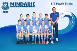 Mindarie FC U10 Purple Bilbies