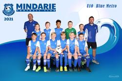 Mindarie FC U10  Blue Metro