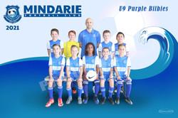 Mindarie FC U9 Purple Bilbies