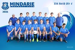 Mindarie FC U16 North Div 4