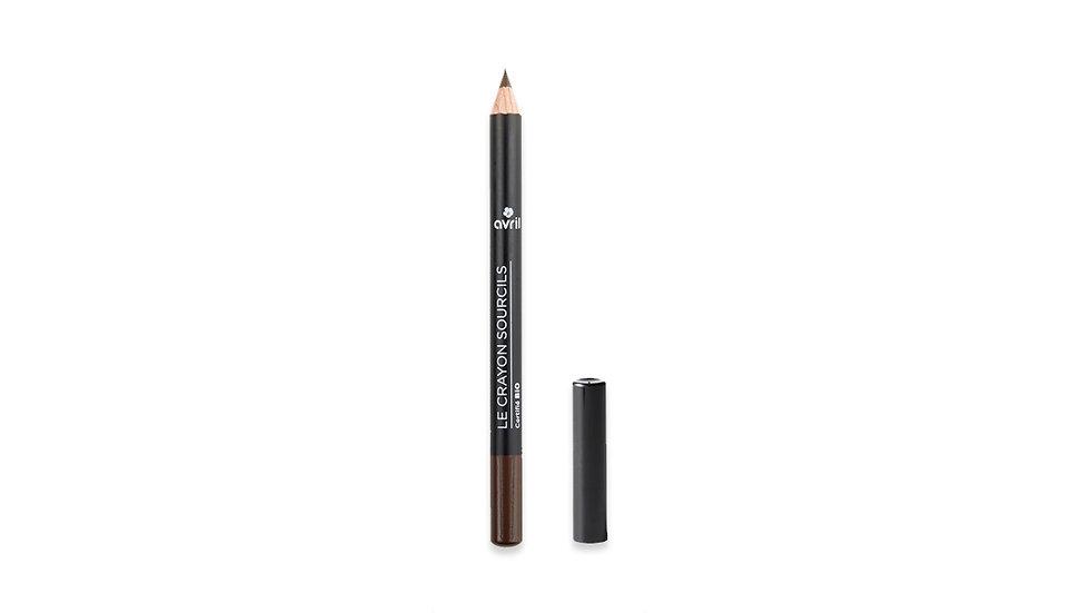Eyebrow Pencil in Brun