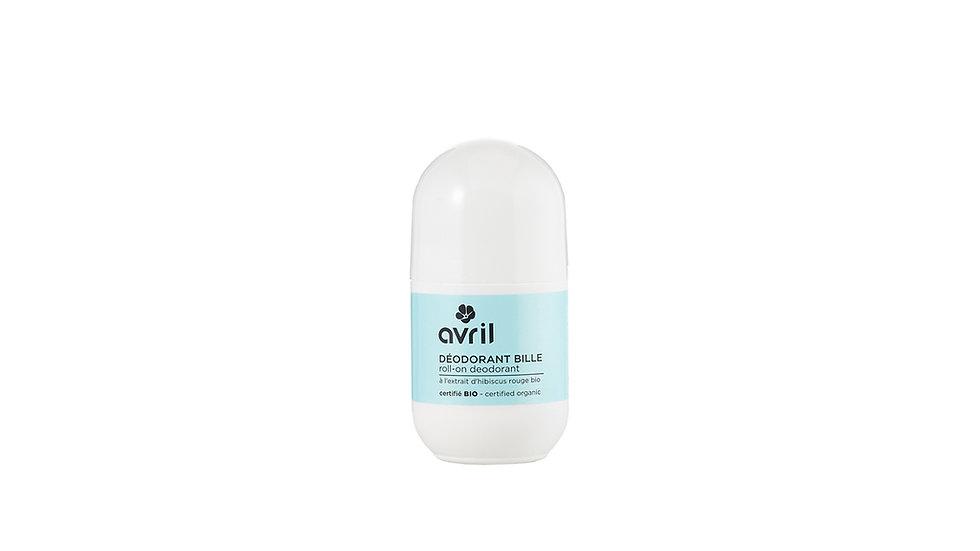 Organic Deodorant (Roll-On)
