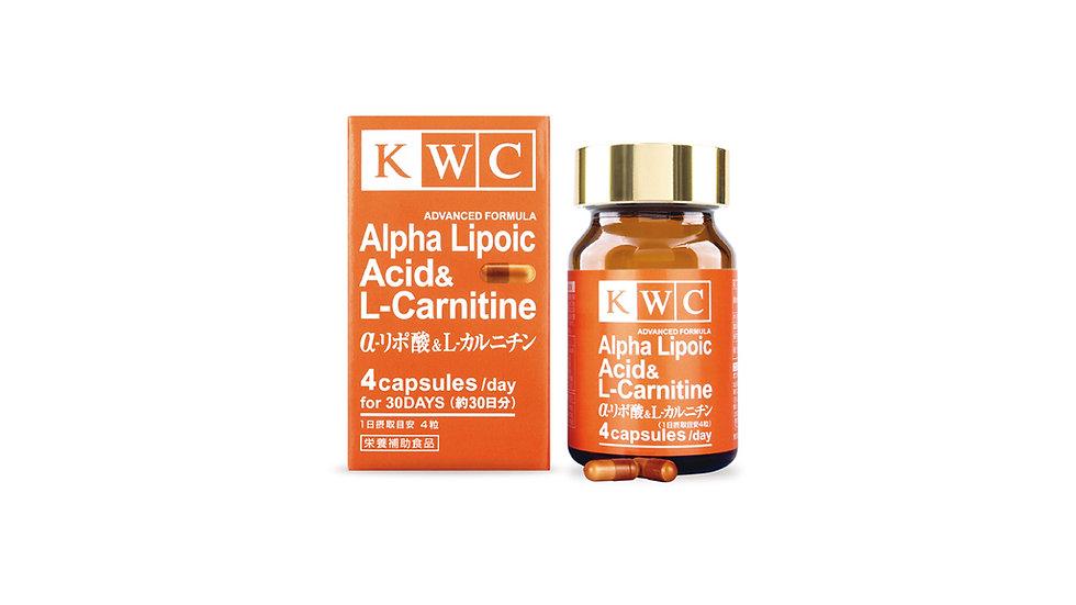 Alpha-Lipoic Acid and L-Carnitine