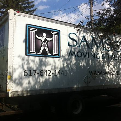 Samson Moving & Trucking