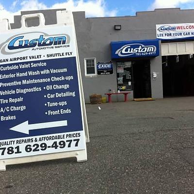 Custom Auto Services