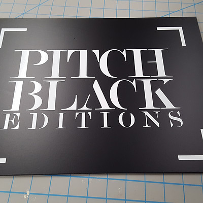 Pitch Black Edition