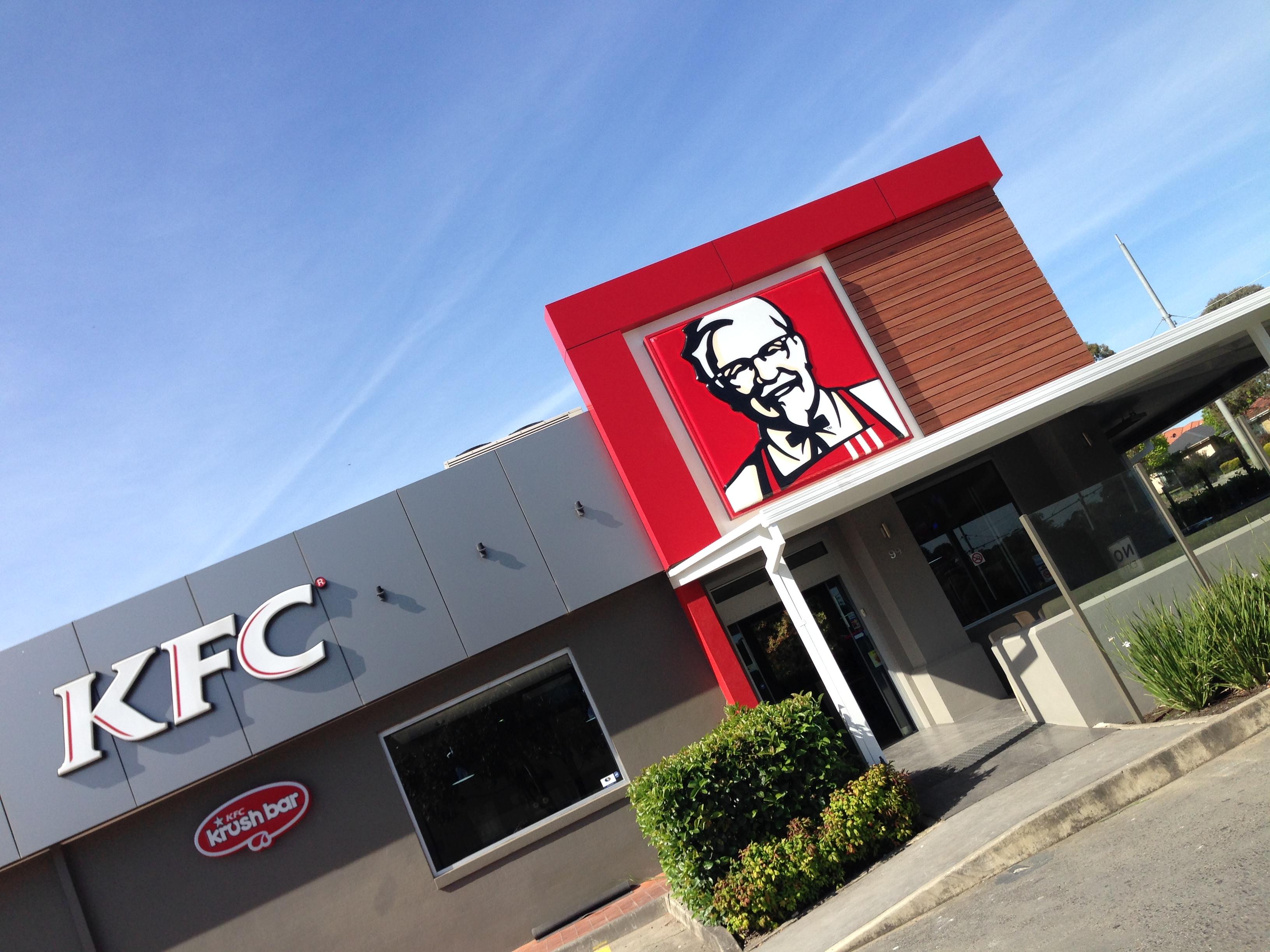 KFC Refurbishment