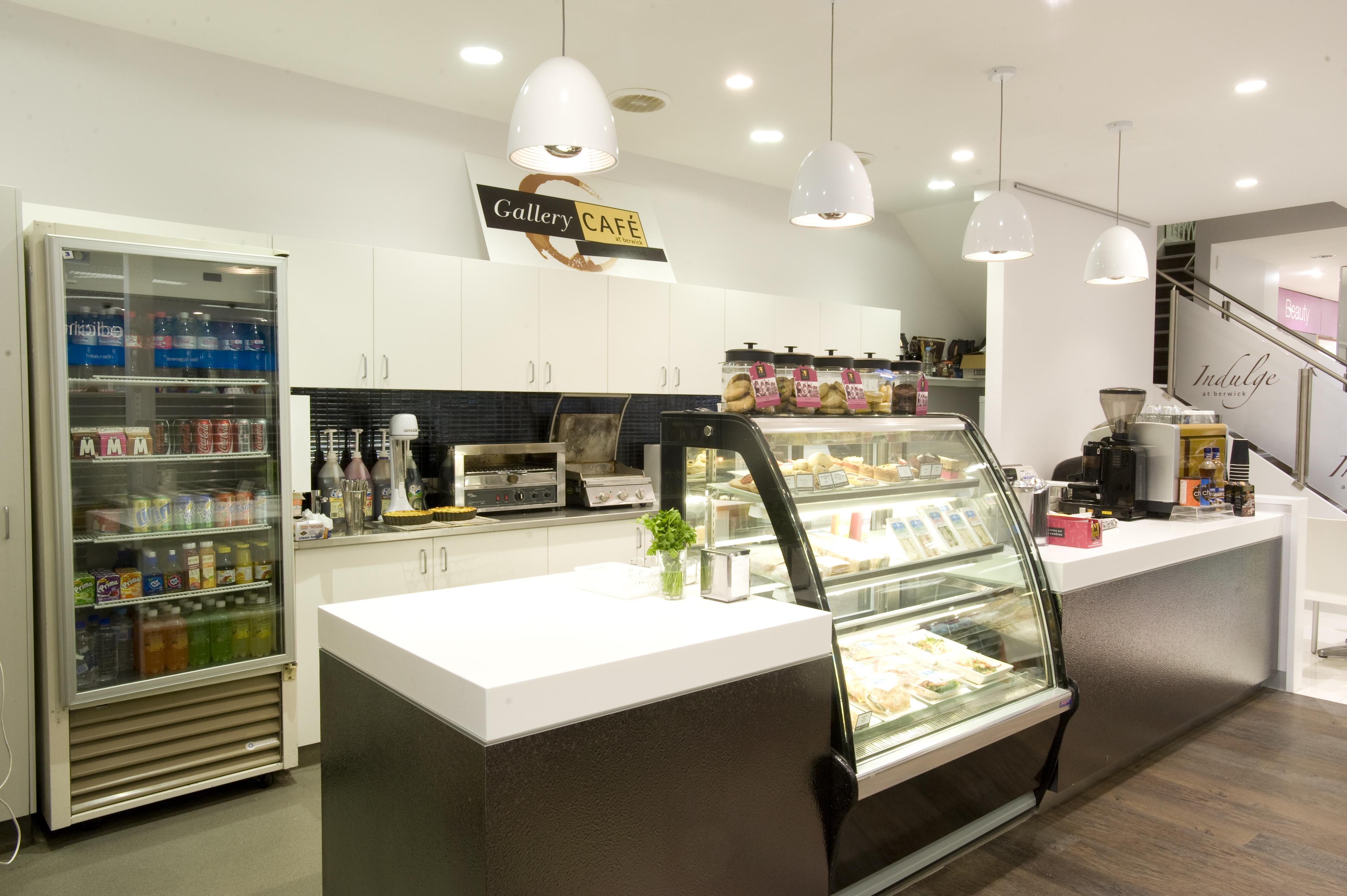 Cafe Fitout