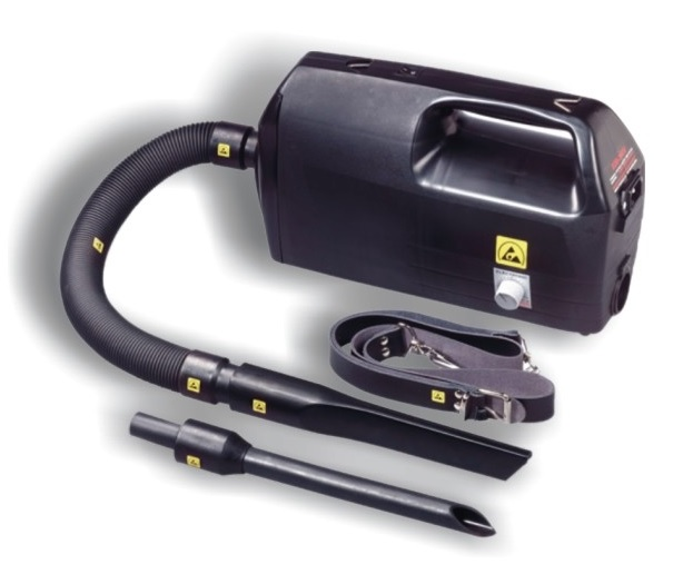 ESD Service Vacuum Cleaner with speed control
