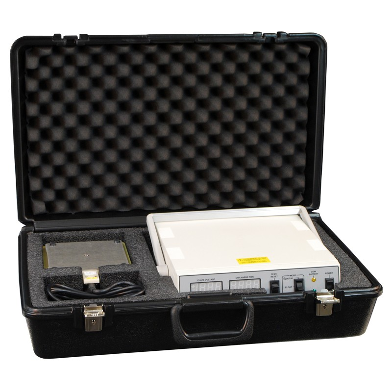 Charged Plate Analyzer Carrying Case