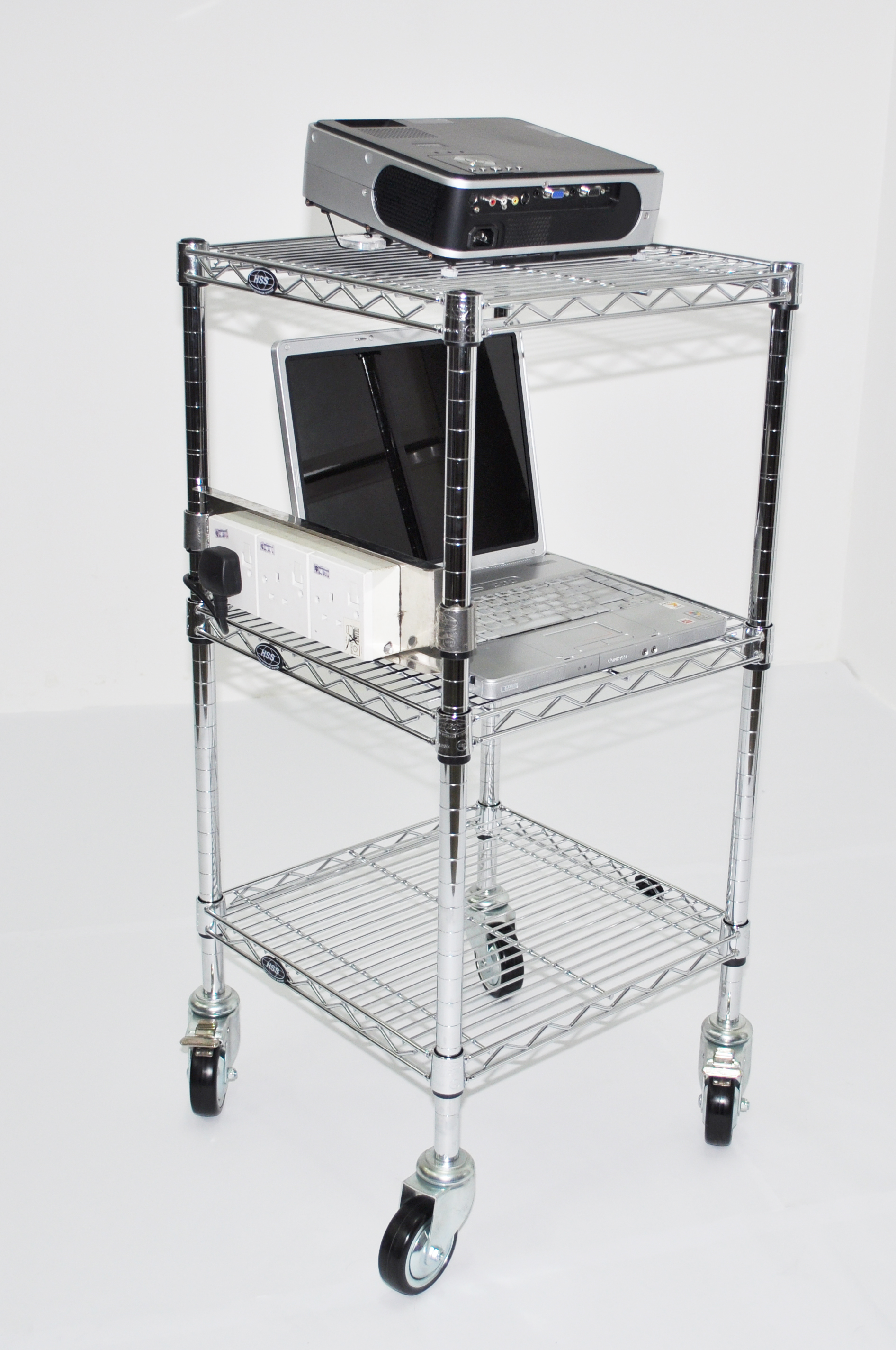 Visualizer/ Projector Trolley