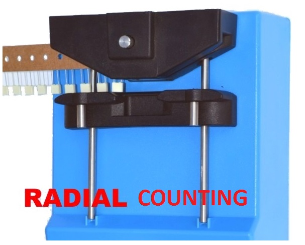 Radial Counting