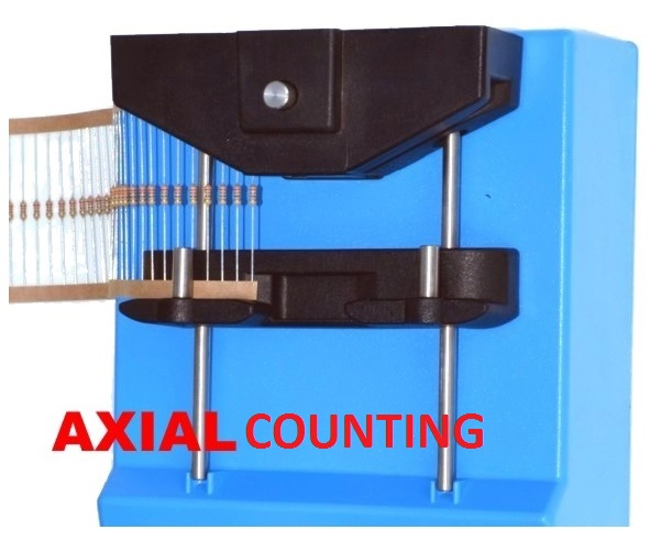 Axial counting