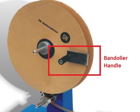 Bandolier handle