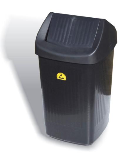 Conductive  Waste Bin