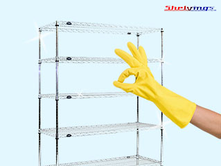 How To Prevent Rusting On Commercial Stainless Steel Shelving