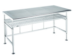 Perforated Table Top