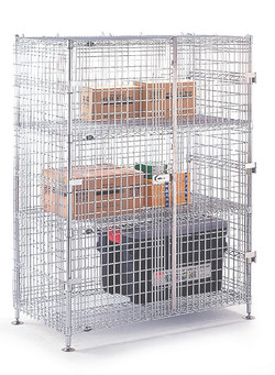 Stationary Security Cage