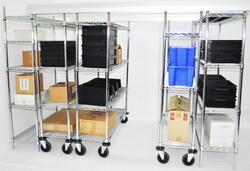 Storage Track