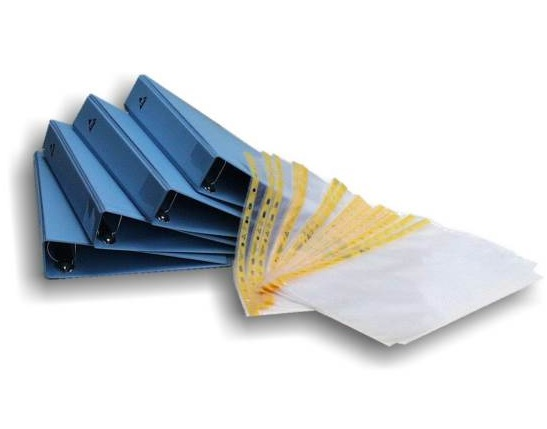 Antistatic Clear Document Holder