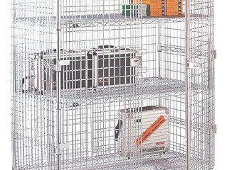 Security Cages and Carts
