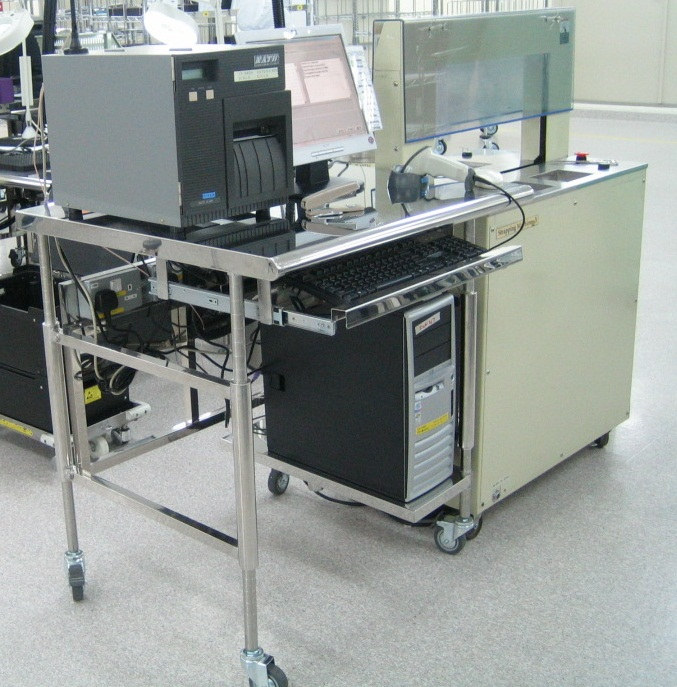 Barcode table