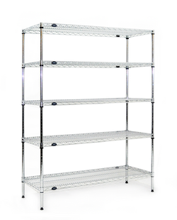 Chrome Plated Wire Shelf