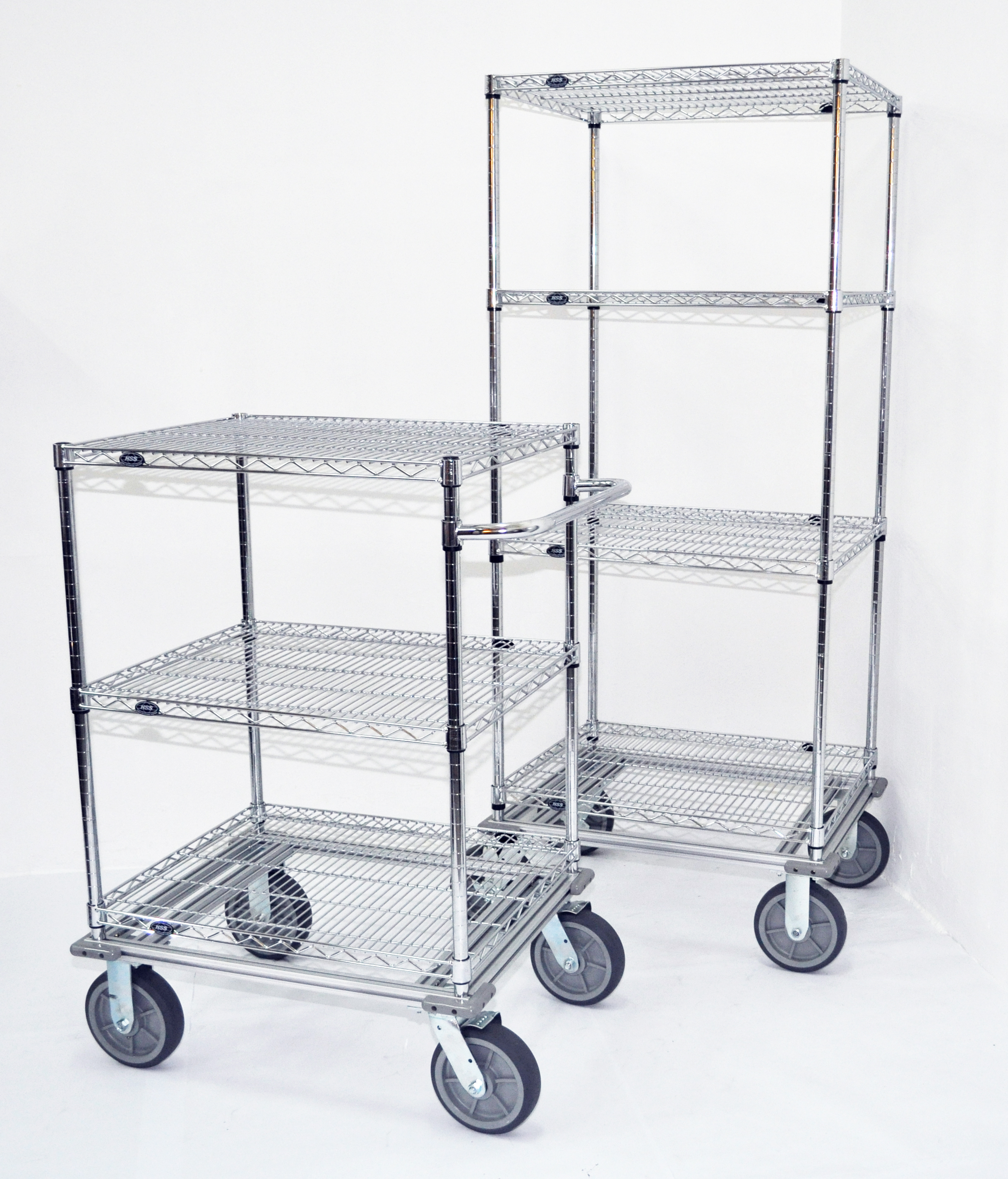 Dolly Base Picking Trolley