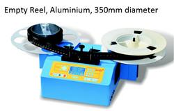 Empty Reel, Aluminium, 350mm diameter