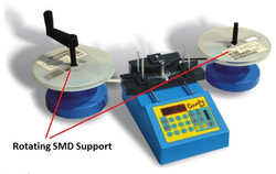 Rotating SMD Support
