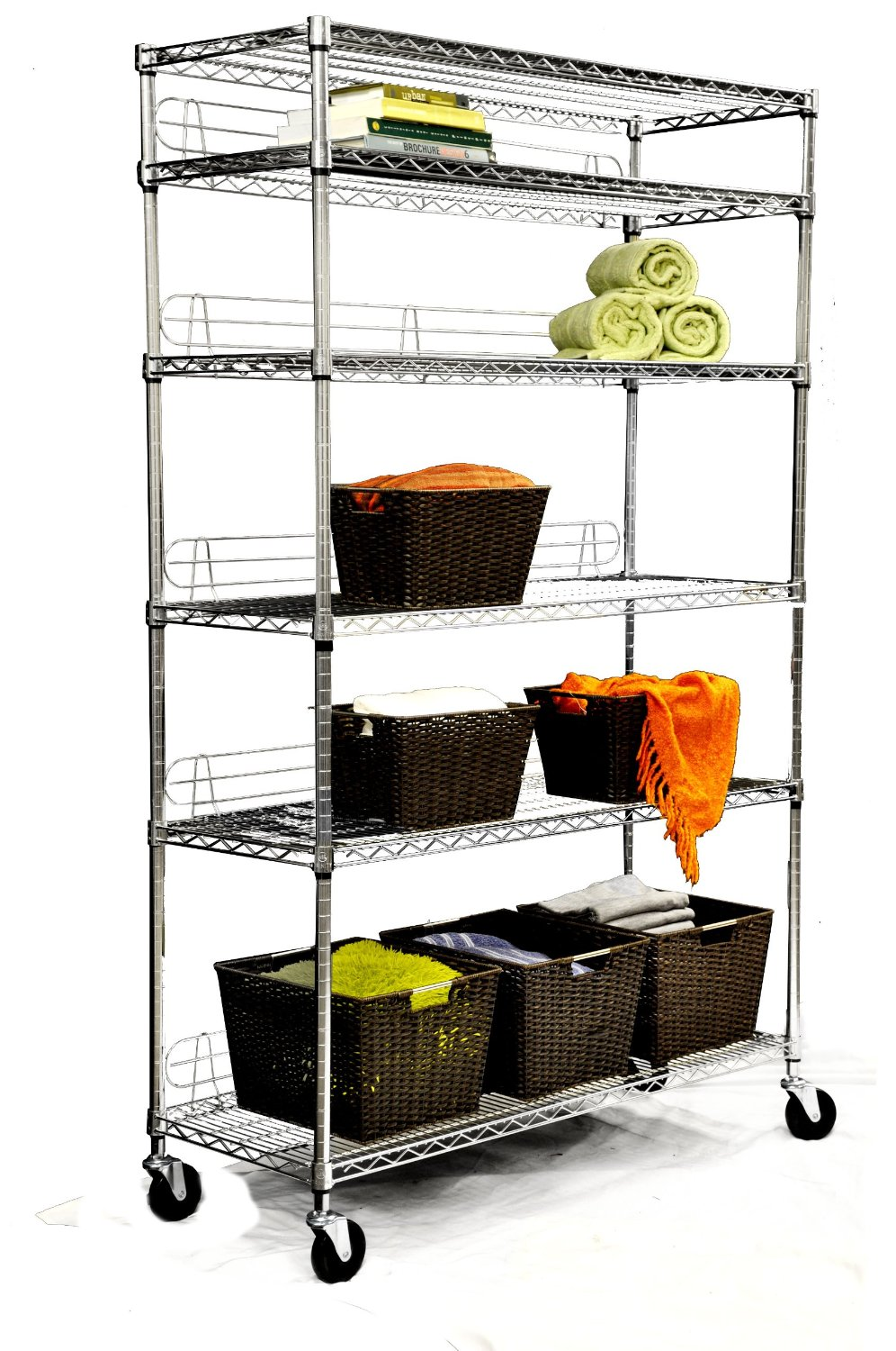 Wire Steel Rack