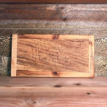 mango banyan cutting board