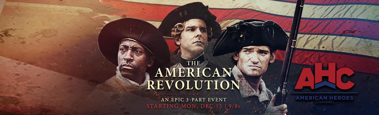 American Revolution Smaller
