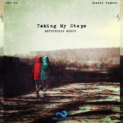 Taking My Steps- Single use Music Licence