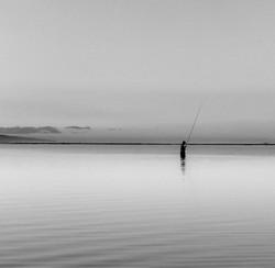 Le pêcheur du lagon