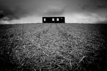 la maison abandonée - Mauritius
