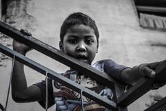 Enfant de la rue - Madagascar- vincentvibert.com