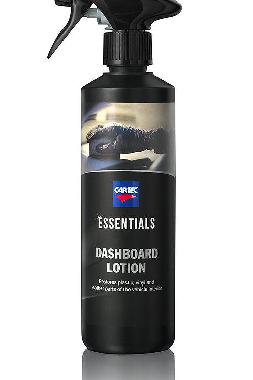 Dashboard lotion