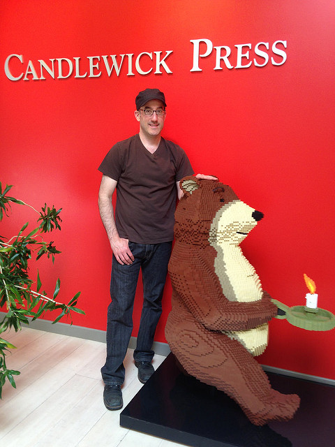 Candlewick Bear