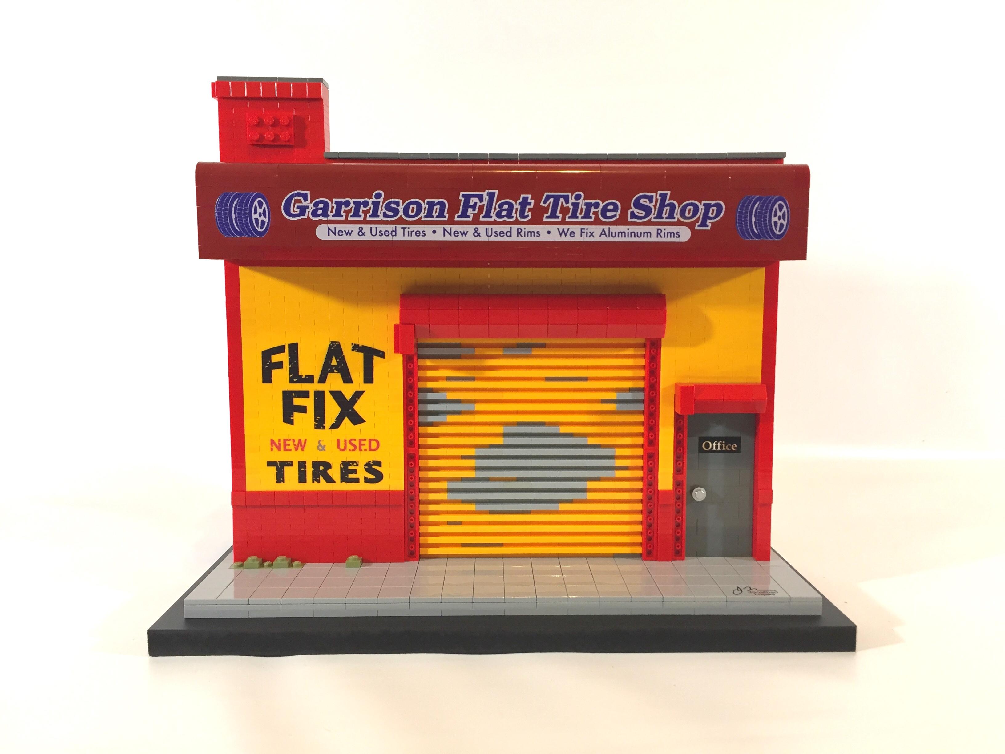 Flat Fix